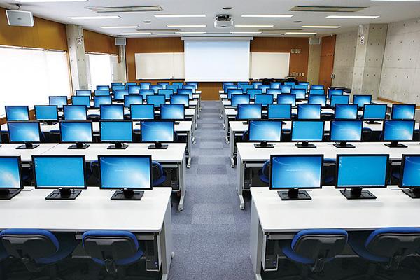 PC・マルチメディア演習室