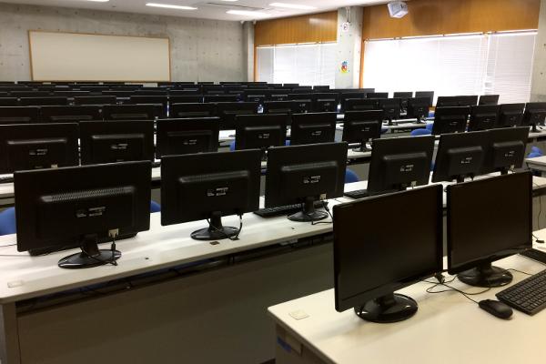 A201 PC教室