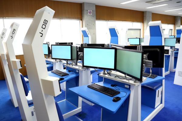 A302 PC教室